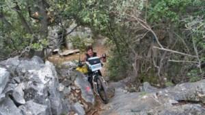 Per fiets de wereld rond: maar nu even gedwongen lockdown-pauze in Griekenland