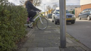 Smalle stoepjes in Heerlense wijk Passart worden niet breder, maar wel aangepast voor gehandicapten