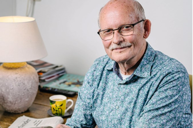 Arie de Niet (70) is gewend om eenvoudig te leven. 'Ik douche echt niet elke dag, nergens voor nodig'