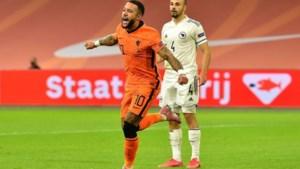 Oranje met goed spel tegen Bosnië naar eerste zege onder De Boer