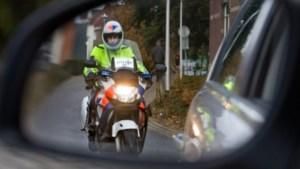 Zwaardere straffen voor twee daders van geweld tegen motoragent in Retersbeek