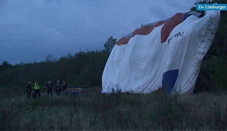 Onderzoeksraad over crash ballon in Swalmen: ballonvaarder raadpleegde niet de juiste bronnen voor de weersverwachting