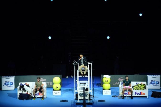 Sjeng Schalken over de machtsgreep van de tennistalenten: 'Ik denk dat we nog niet af zijn van Djokovic, Federer en Nadal'