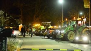 Boeren uit het hele land naar Den Haag om te demonstreren