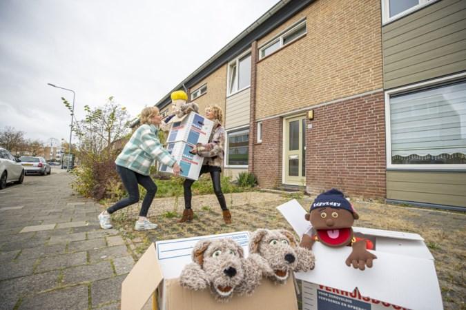 Theatermaakster gaat wonen en werken in volkswijk: The Muppet Show in Vastenavondkamp, maar dan echt