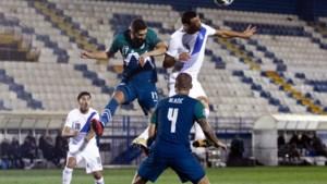 VVV-spits Giakoumakis scoort niet voor Griekenland in beslissend duel met Slovenië (0-0)
