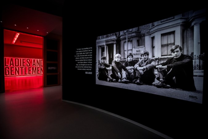 Expositie Rolling Stones 'Unzipped' in Groningen: You cán  always get what you want...