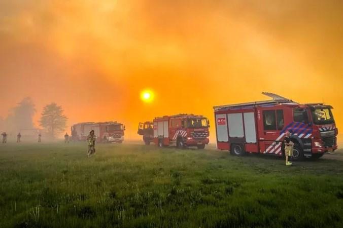 Onderzoekers: te weinig aandacht voor voorkomen en bestrijden van brand in Deurnsche Peel