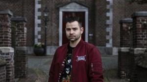 DJ Deadly Guns mist de energie van het publiek