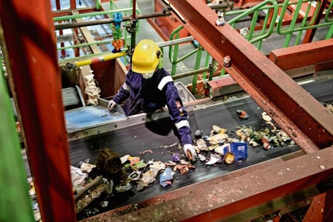 TNO: hergebruik plastics kan naar bijna 90 procent