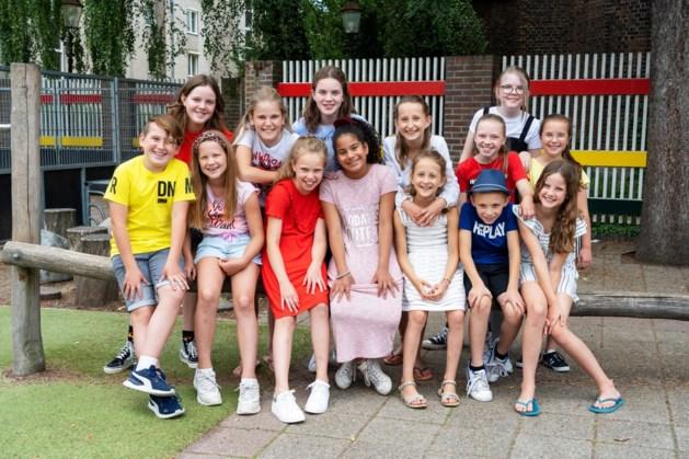 Venloos kinderkoor High Five gaat op carnavalstoer