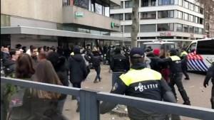 Vier arrestaties bij Zwarte Piet-demonstratie Venlo