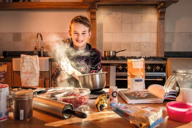 Heel Limburg bakt, de kids-versie: 'Toen ik nog niet kon lezen, las papa het recept voor'