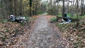 Afval gedumpt op natuurbegraafplaats Venlo-Maasbree