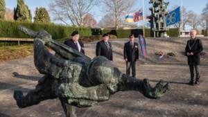 Stille herdenking mariniers in Sittard