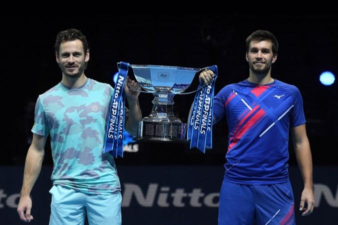 Koolhof laat droom niet vergallen en wint samen met dubbelpartner ATP Finals