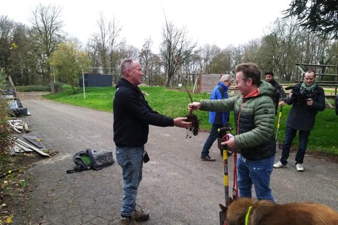 Aanplant 22.000 bomen en struiken in Sittard van start