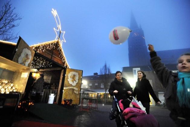 Traditie gaat dit jaar niet door: geen kerststal op Grote Markt in Venray