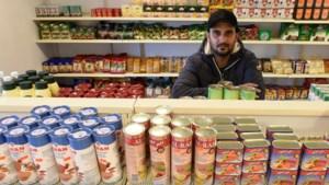 Vluchteling opent Syrische supermarkt: 'Ik heb nu al vaste klanten'