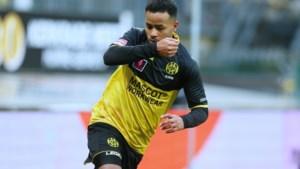 Roda JC-aanvaller Alberg twee wedstrijden geschorst