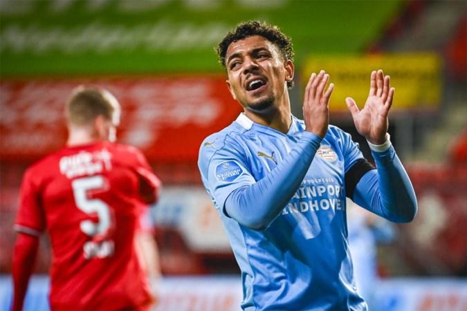 PSV kan het maar één helft: ook in Enschede vergooien Eindhovenaren het na rust