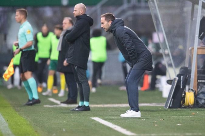 Alles loopt gesmeerd en nog geeft Fortuna het weg tegen Feyenoord