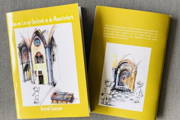Lespakket voor basisschoolleerlingen over 800 jaar Munsterkerk