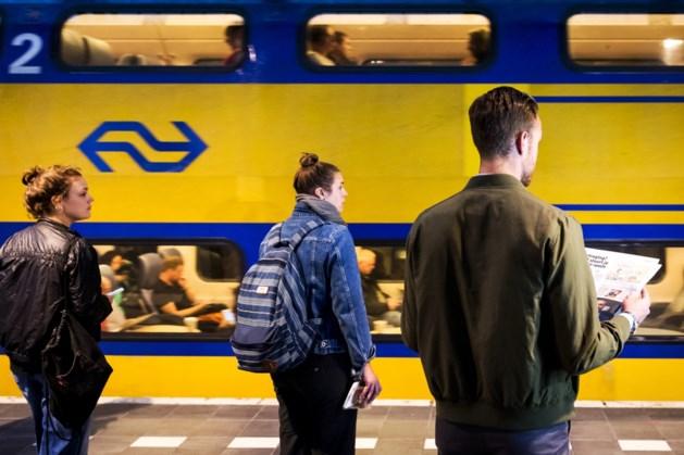 Persoon op spoor, treinverkeer rond Sittard half uur stilgelegd