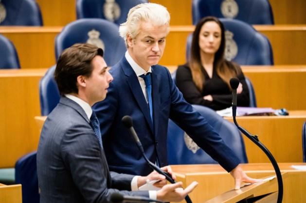 Wilders wenst Baudet sterkte na aankondiging vertrek als lijsttrekker