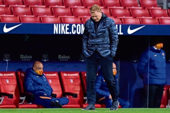 Ronald Koeman hoopt in Barcelona op script à la Frank Rijkaard