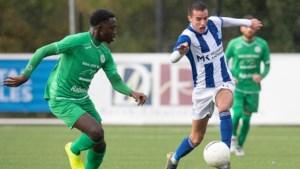 EVV-voetballer Siem van Dijck in zijn sas op hoger niveau
