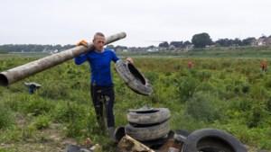 Origineel idee in strijd tegen vervuiling Maas: 'Maak de rivier baas in eigen bedding'
