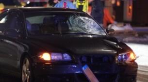 Vrouw ernstig gewond na aanrijding met auto