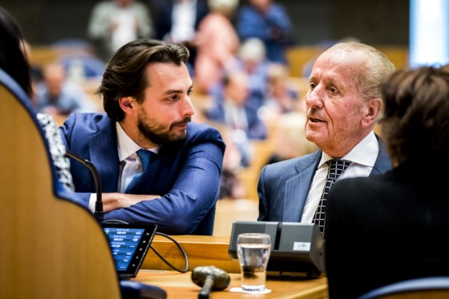 Theo Hiddema stapt per direct op uit de Tweede Kamer