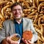 Ondernemer uit Zwolle wil op grote schaal meelwormen kweken voor de voedselmarkt
