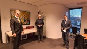 Gouverneur Theo Bovens op bezoek in Voerendaal
