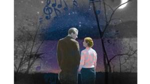 Verliefdheid vertaald in muzieknoten waar de hartstocht vanaf spat, zo klinkt 'Verklärte Nacht' dat zondag in Vaals te horen is