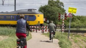 Tunnels onder de gesloten spoorovergangen in Geleen waar meerdere bijna-aanrijdingen plaatsvonden zijn in voorjaar van 2022 klaar voor gebruik