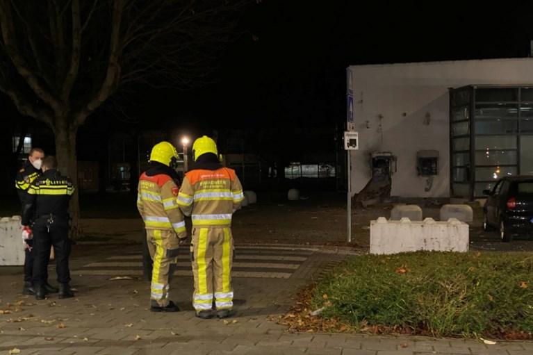Plofkrakers blazen geldautomaat op in Maastricht