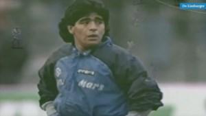 Argentijnse voetballegende Diego Maradona (60) overleden na hartaanval