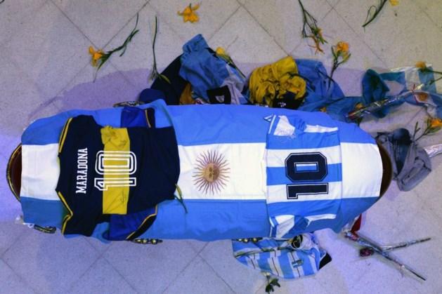 Advocaat van overleden Maradona eist onderzoek