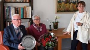 Echtpaar Grothues-Gielen uit Brunssum viert 60-jarig jubileum