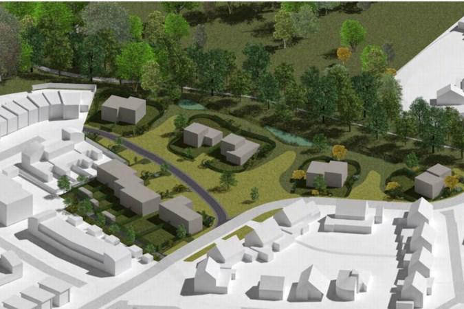 Nieuwe huizen in bouwplan Elsloo niet in halve cirkel; huidige buurtbewoners behouden uitzicht op het groen