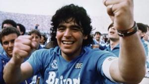 Diego Maradona, een fenomeen voor de eeuwigheid