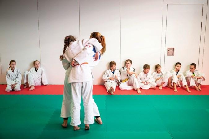 Foto van de week: judoles op de Toermalijn in Maasbracht