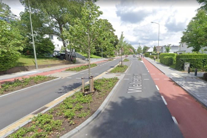 Riolering op Welterlaan in Heerlen twee jaar na grote renovatie al kapot: opnieuw verkeershinder