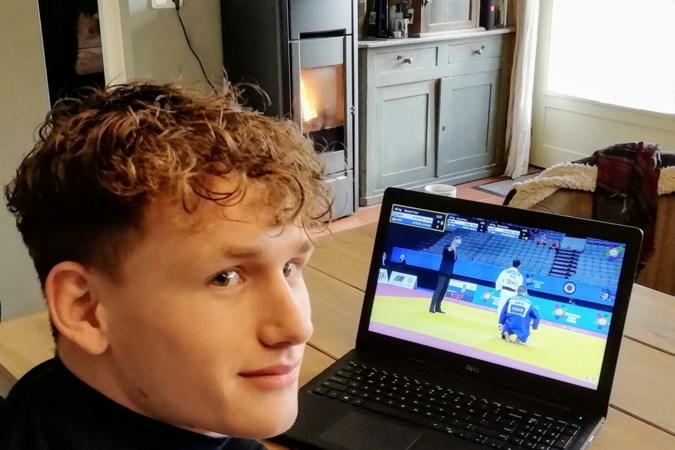 Judoka Bart Weling zet alles op de Spelen van Parijs in 2024