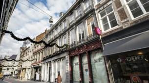 Minder winkels in centra Limburgse steden, wonen moet de binnensteden redden