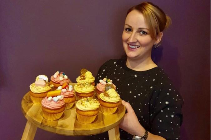 Cupcakes voor het goede doel in Valkenburg. 'Het is geweldig om te zien hoe blij je kinderen kunt maken met een feestelijke taart'