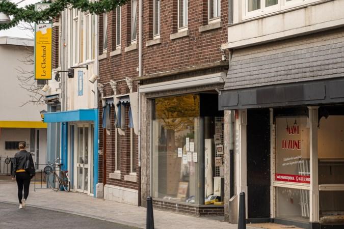 In Heerlen en Maastricht is de meeste plek voor wonen in voormalige winkels